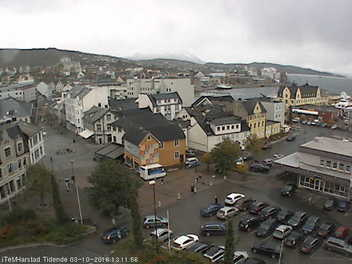 Webcam For The Port Of Harstad